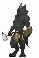 Warrior by Magnum-K9