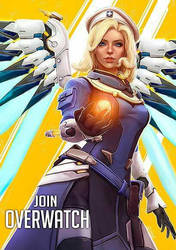 Mercy  by Geirahod