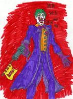 Clown Prince of Crime by Code-E