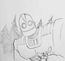 Iron Giant by Code-E