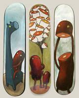 Plank Deck Series by samowel