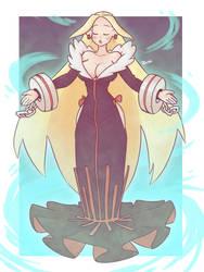 Disgaea Healer by Ruff-Sketches