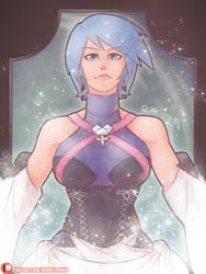 Aqua by Ruff-Sketches