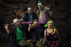 Gotham City Impostors by janimutikainen