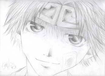 Son Goku P2 by jOy--jOy