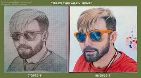 Draw this again 1 by CrazyEdzia