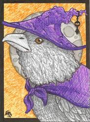 Crow ATC by CrazyEdzia
