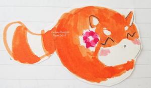Red Panda Chibi by Randamu-Chan