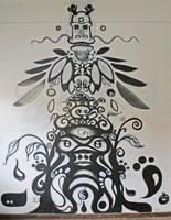 Mural by Popiz