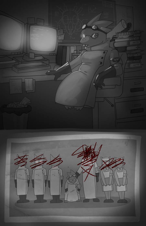 Alphys's Secrets by ShadowolfZ