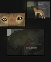 Wolf's Rain Black Light 10 by SilverWolf7444
