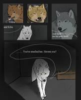 Wolf's Rain Black Light 13 by SilverWolf7444
