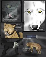 Wolf's Rain Black Light 19 by SilverWolf7444