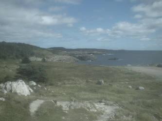 landscape by vorerabbit