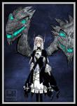 Demonic Twins by waningmoon7