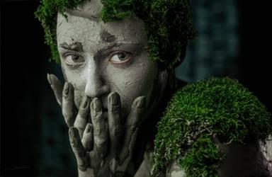 # Earth girl by Mishkina