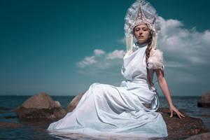 # The snaw Princess by Mishkina