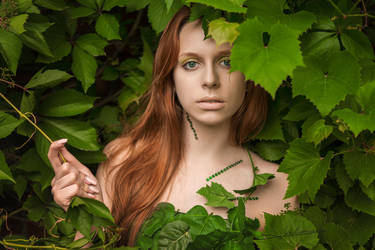 # Poison ivy by Mishkina