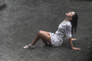 # The rain by Mishkina