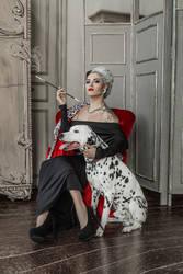 # Cruella De Vill by Mishkina