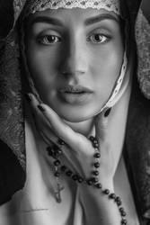 #Nun by Mishkina