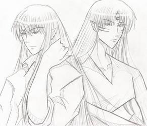 Inu Youkai by ForgottenHero-Rinku