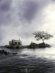 Calmed Island by Ultradragon