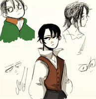 Levi by Peace33227