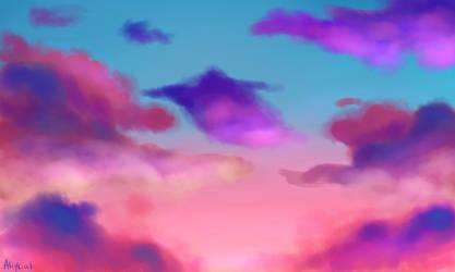 Sunrise by Aliycial