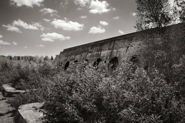 Old Pinawa Dam III by vkanne