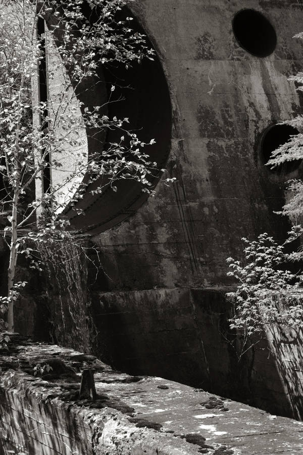 Old Pinawa Dam VII by vkanne