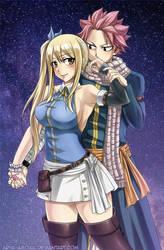 Nalu - My most Precious Star by Arya-Aiedail