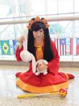 WarioWare - Ashley cosplay 04 by alandria7