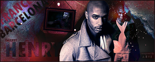 Thierry HENRY by ARTZko