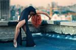 Bailando en el techo by ShakilovNeel