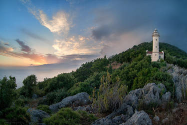 Gelidonia Lighthouse by ShakilovNeel