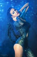 Aqua Goddess by ShakilovNeel