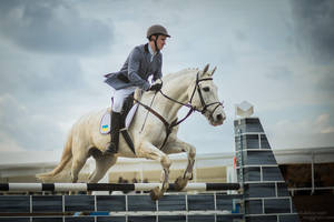 White Horse Rider by ShakilovNeel