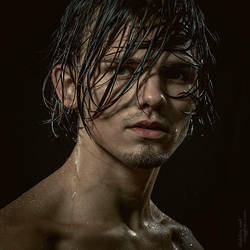 When He Was Young by ShakilovNeel