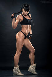 Fitness Model by ShakilovNeel