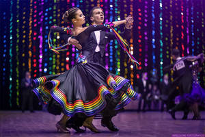 Rainbow Dancers by ShakilovNeel