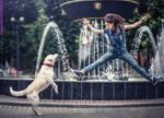 Fountain of Joy by ShakilovNeel