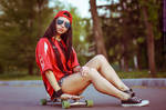 Longboard One Love by ShakilovNeel
