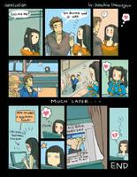 infatuation school project by jinguj