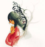 diary doodle - memento by jinguj