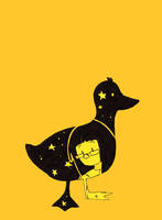 diary doodle - about the duck by jinguj