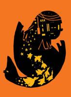 diary doodle - blur by jinguj