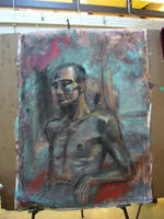 life drawing 4x5 feet maybe by jinguj