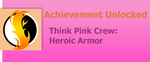 Achievment: Heroic Armor by WolfProduction