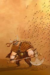 Cowboy Ninja Viking by darrenrawlings
